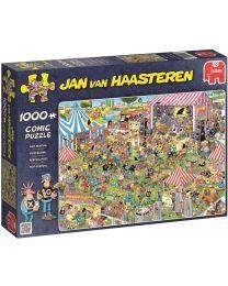 Pop Festival, Jan van Haasteren, 1000 Piece Puzzle
