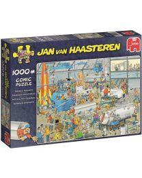 Technical Highlights, Jan Van Haasteren, 1000 Piece Puzzle