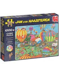 The Balloon Festival, Jan Van Haasteren, 1000 Piece Puzzle