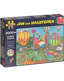 The Balloon Festival, Jan van Haasteren, 2000 Piece Puzzle