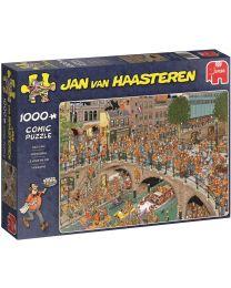 King's Day, Jan Van Haasteren, 1000 Piece Puzzle