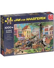 Get that Cat!, Jan van Haasteren, 1000 Piece Puzzle