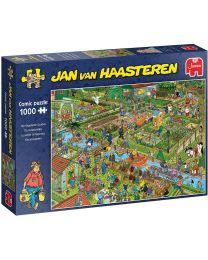 The Vegetable Garden, Jan Van Haasteren, 1000 Piece Puzzle