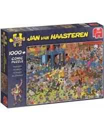 Roller Disco, Jan Van Haasteren, 1000 Piece Puzzle