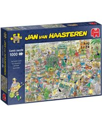 The Garden Centre, Jan van Haasteren, 1000 Piece Puzzle