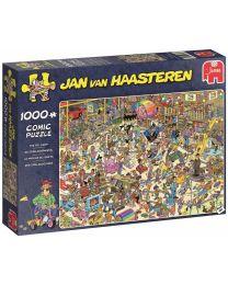 The Toy Shop, Jan van Haasteren, 1000 Piece Puzzle