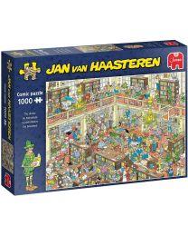 The Library, Jan Van Haasteren, 1000 Piece Puzzle