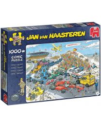 Formula 1, The Start, Jan Van Haasteren, 1000 Piece Puzzle