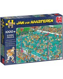Hockey Championships, Jan van Haasteren, 1000 Piece Puzzle