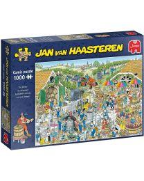 The Winery, Jan van Haasteren, 1000 Piece Puzzle