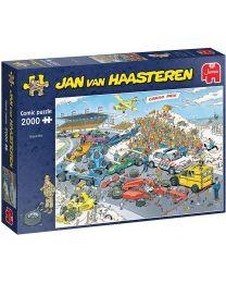 Grand Prix, Jan Van Haasteren, 2000 Piece Puzzle