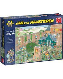 The Art Market, 2000 Piece Puzzle