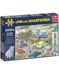 Jumbo Goes Shopping, Jan Van Haasteren, 1000 Piece Puzzle