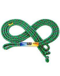 16' Jump Rope, Green Confetti
