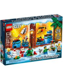 City Advent Calendar (2018)