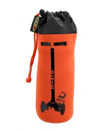 Micro Bottle Holder, Orange with Maxi