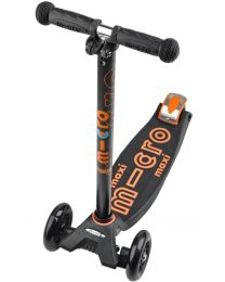 Maxi MICRO Deluxe Kickboard, Black