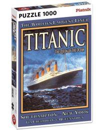 Titanic, 1000 Piece Puzzle