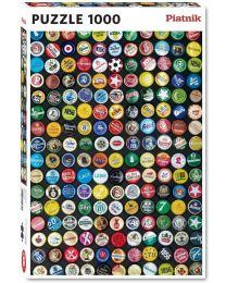 Crown Caps, 1000 Piece Puzzle