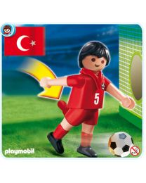 Soccer Player, Turkey