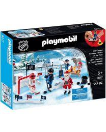 NHL Advent Calendar - Rivalry on the Pond