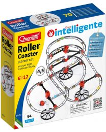Roller Coaster, Starter Set, 94 Pieces