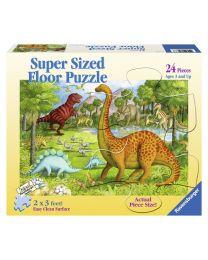 Dinosaur Pals, 24 pc Floor Puzzle