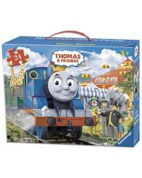 Circus Fun, Thomas, 24 pc Floor Puzzle