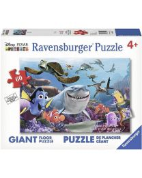 Finding Nemo: Smile! Floor Puzzle, 60 Piece