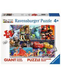 Pixar Friends, 60 Piece Floor Puzzle
