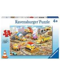 Raise the Roof!, 35 Piece Puzzle