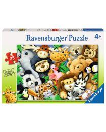 Softies, 35 Piece Puzzle