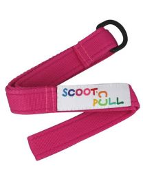 Scoot'n Pull Strap - Pink