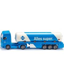 Articulated Tank Truck