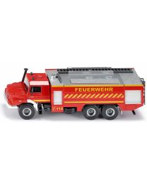 Mercedes-Benz Zetros Fire Engine, 1:50