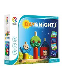 Day & Night Puzzle Game