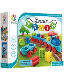 Brain Train Logic Game