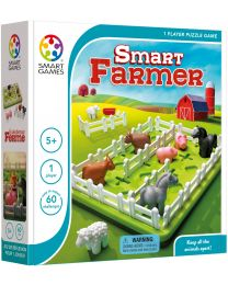 Smart Farmer Logic Game