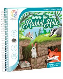 Down the Rabbit Hole, Logic/Travel Game