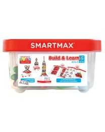 SmartMax Build & Learn Education 100 Piece Set