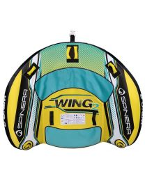 Wing 2, 2 Rider, Towable Tube
