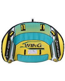 Wing 3, 3 Rider, Towable Tube