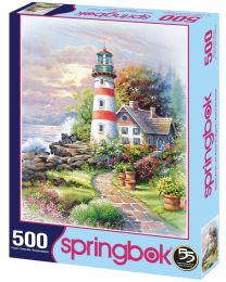 Signal Point, 500 Piece Puzzle