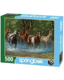 Summer Creek, 500 Piece Puzzle