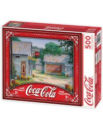 Springtime Serenity, Cola Cola, 500 Piece Puzzle