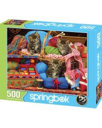 Sew Cute, 500 Piece Puzzle