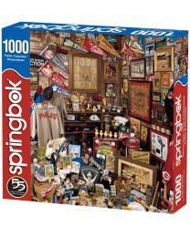Collector's Closet, 1000 Piece Puzzle