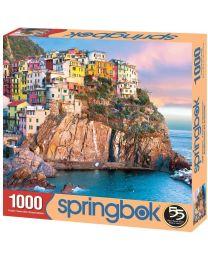Cliff Hangers, 1000 Piece Puzzle