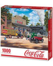 Coca-Cola All Aboard, 1000 Piece Puzzle