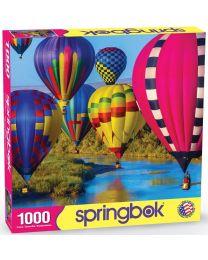 Take Flight, 1000 Piece Puzzle